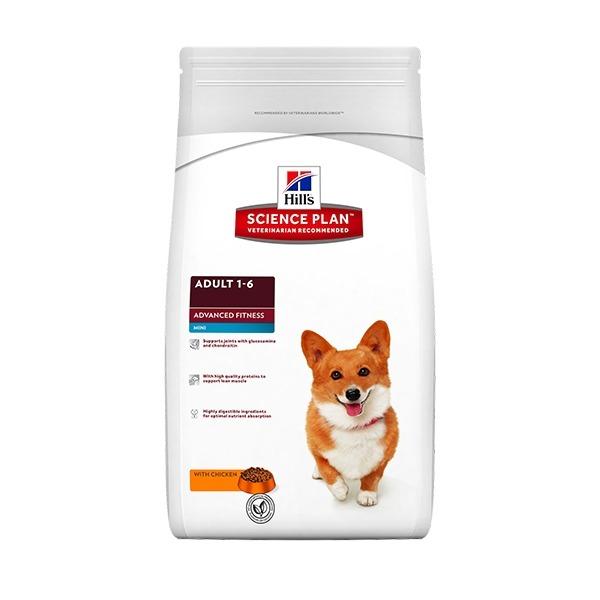 Science Plan Advanced Fitness Canine Adult Mini pollo 800g cs