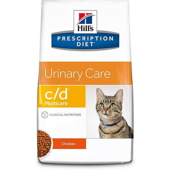 Prescription Diet Feline C/D Pollo 5 Kg