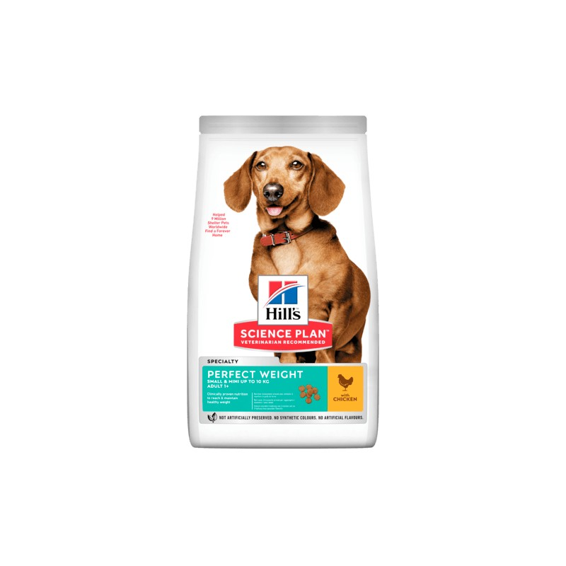 Science Plan Adult Perfect Weight Small & Mini  1,5 kg