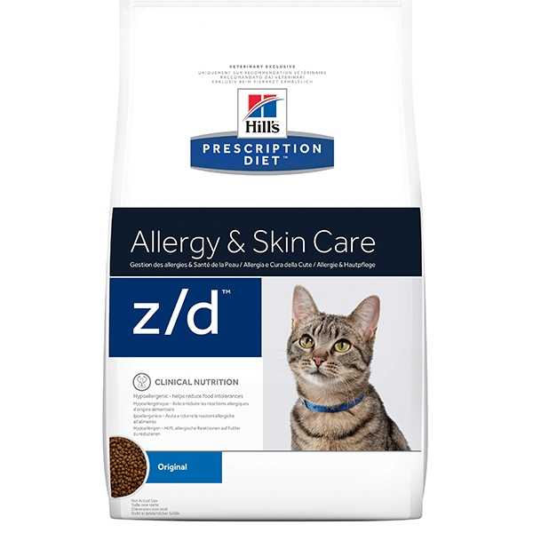 Prescription Diet Feline Z/D  2KG