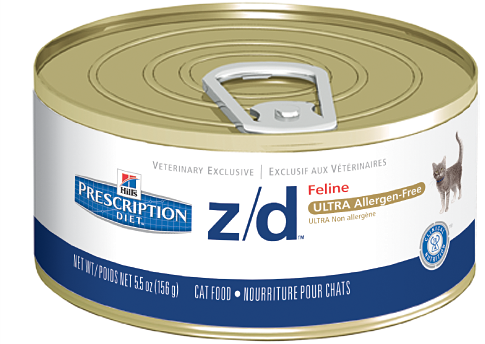 Prescription Diet Feline Z/D 156Gr