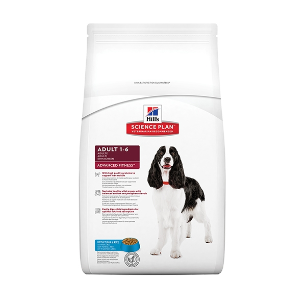 Science Plan Advanced Fitness Canine Adult Tonno 3KG