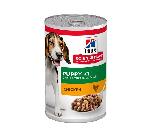 Science Plan Healthy Development Puppy Pollo 370gr