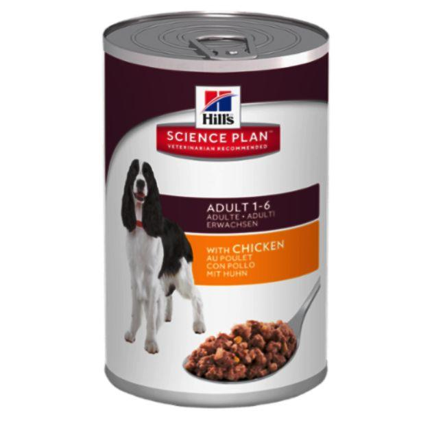 Science Plan Advanced Fitness Canine Adult Pollo 370gr