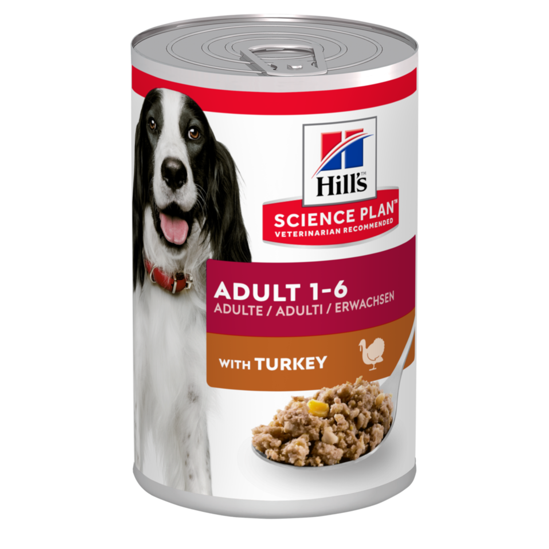 Science Plan Advanced Fitness Canine Adult Tacchino 370gr
