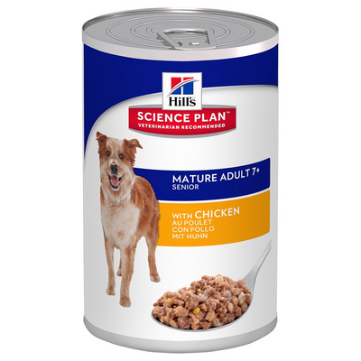 Science Plan Active Longevity Mature 370gr
