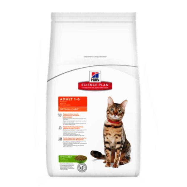Science Plan Optimal Feline Adult  Coniglio 2KG