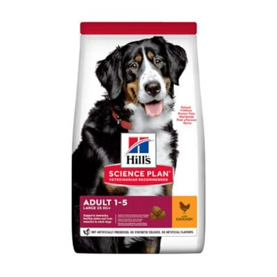 Science Plan Canine Adult Large Pollo 12KG