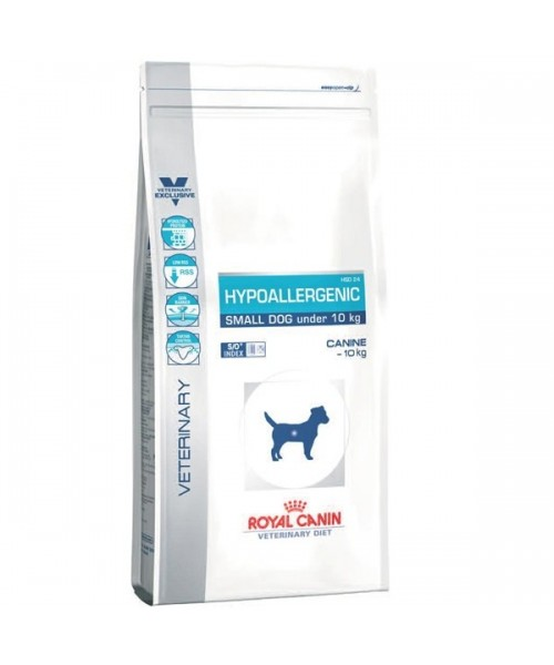 ROYAL CANIN DOG HYPOALLERGENIC SMALL 3,5 Kg