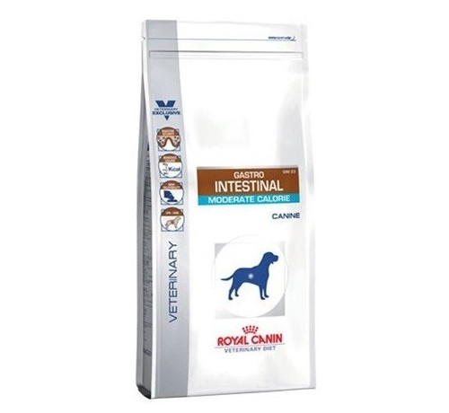 ROYAL CANIN DOG GASTRO INTESTINAL MODERATE CALORIE 2KG