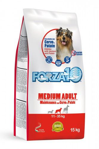 Medium Adult Maintenance Cervo e Patate kg 2