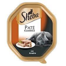 Sheba Patè Classic Anatra 85 gr
