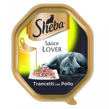 Sheba Sauce Lovers  Pollo 85 gr