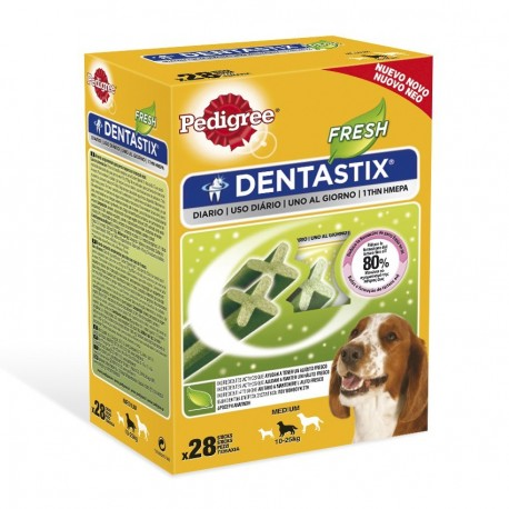 Pedigree Dentastix Fresh Mpack Medium da 28 pezzi