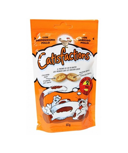 Catisfactions Pollo 60 gr