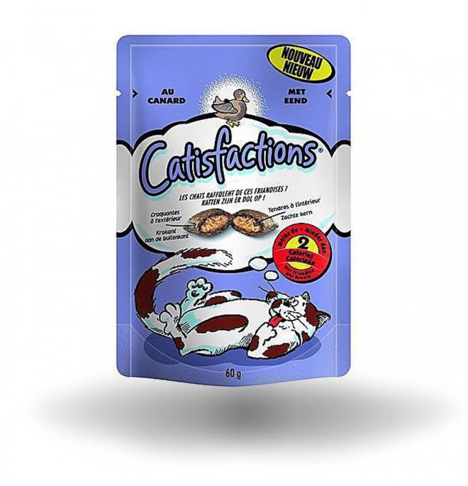 Catisfactions Anatra 60 gr