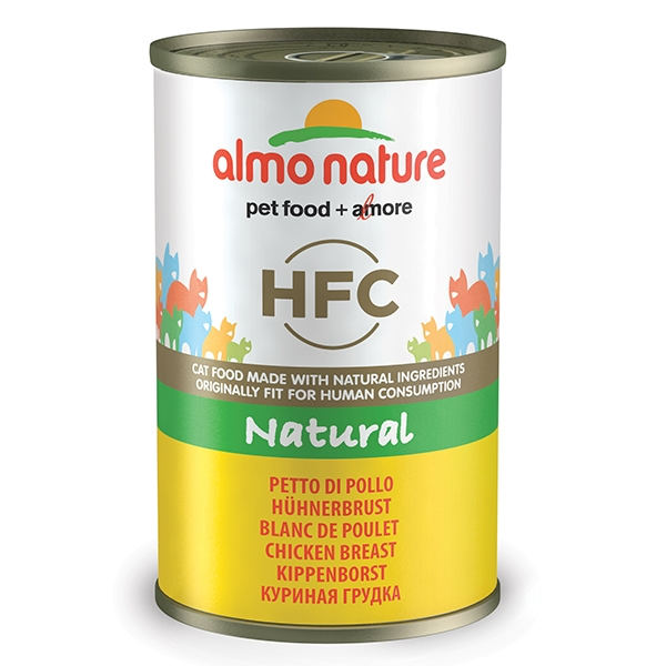 Almo Natural - Petto di Pollo  140 g