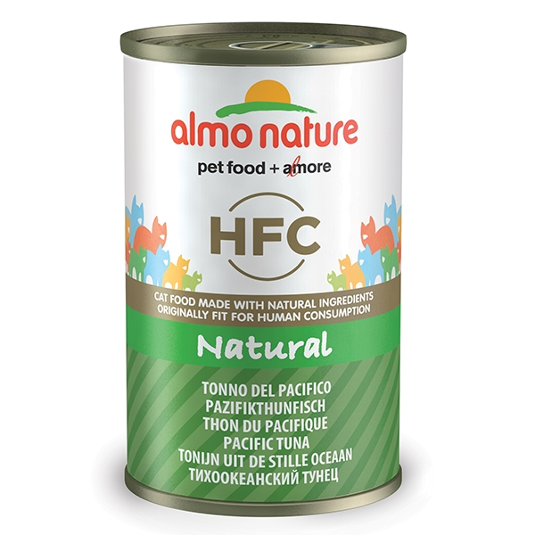 Almo Natural - Tonno del Pacifico  140 g