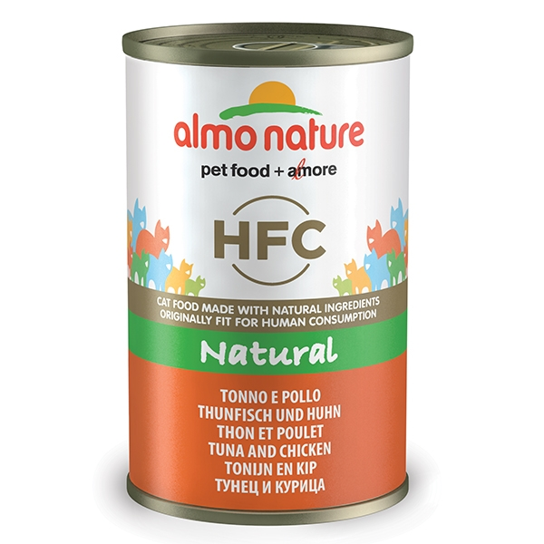 Almo Natural - Tonno e Pollo  140 g