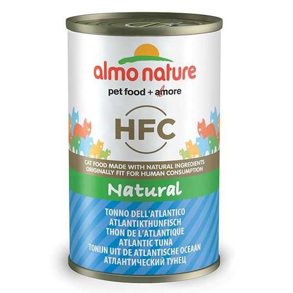 Almo Natural - Tonno dell'Atlantico  140 g