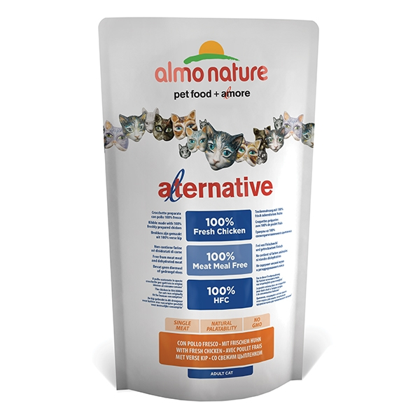 Almo Alternative Pollo e Riso  750 g