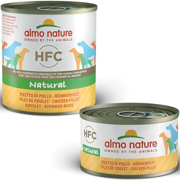 Almo Natural - Filetto di Pollo  280 g