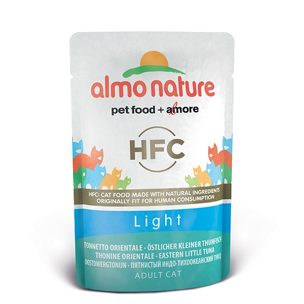 Almo Light - con Tonnetto Orientale  55 g