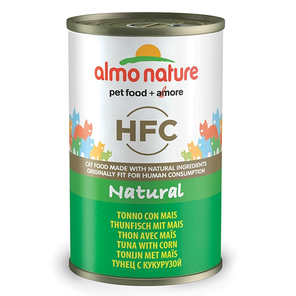 Almo Natural - Tonno e Mais  140 g