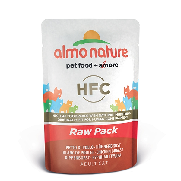 Almo Raw Pack - Petto di Pollo  55 g