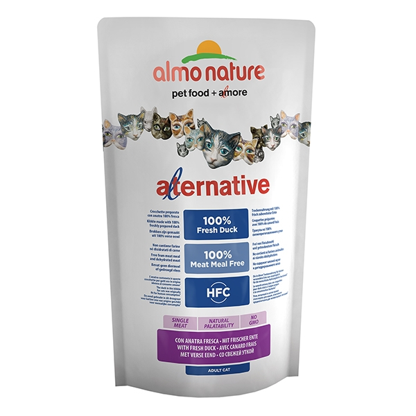 Almo Alternative Anatra e Riso   750 g