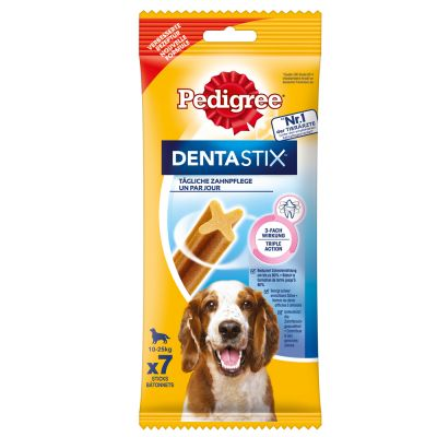 Pedigree Dentastix Medium da 7 pezzi