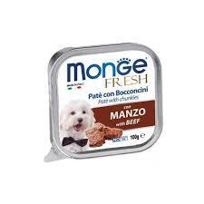 Monge Fresh Cane Manzo 100 gr