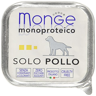 Monge Cane Solo Pollo 150 gr