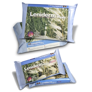 Icf Leniderm Wipes Pocket 40 Strappi