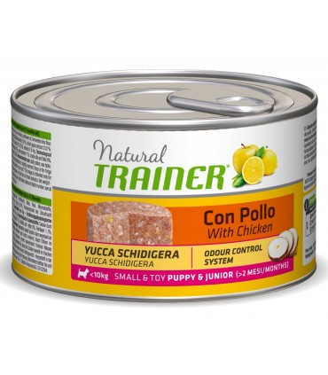 Trainer Natural Dog Small & Toy  Puppy & Junior 150gr