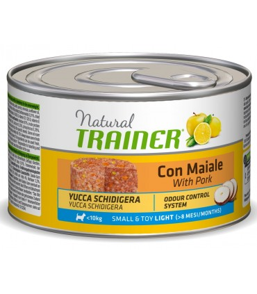 Trainer Natural Dog Small & Toy Light150gr