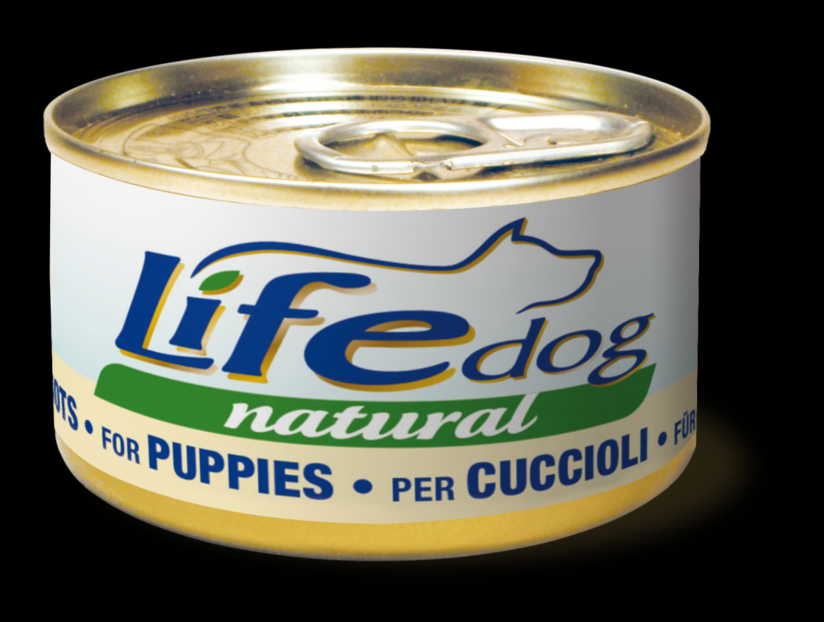 LIFE DOG NATURALE PUPPY  90gr
