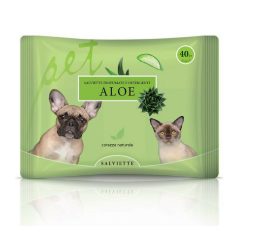 Derbe Salviette Detergenti Fragranza Aloe