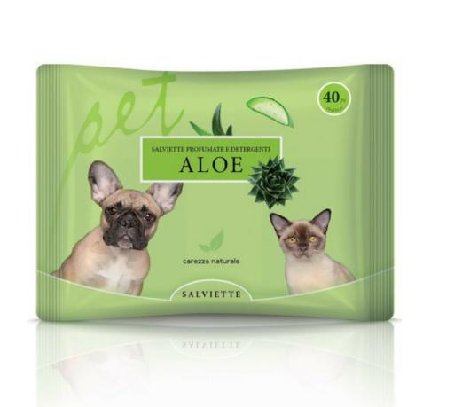Derbe Salviette Detergenti Fragranza Aloe