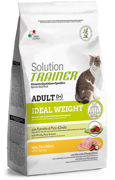 Trainer Solution Cat IDEAL WEIGHT TURKEY  1,5 kg