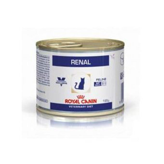 ROYAL CANIN CAT RENAL POLLO 195gr