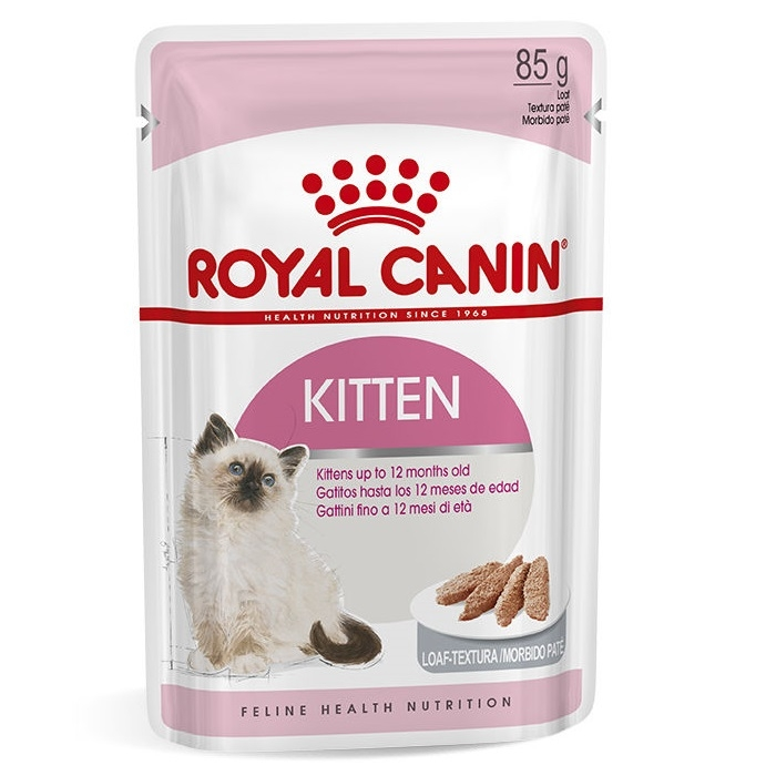 Royal Canin Feline Kitten morbido pate 85 gr