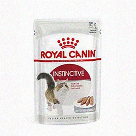 Royal Canin Instinctive Pate' 85 gr
