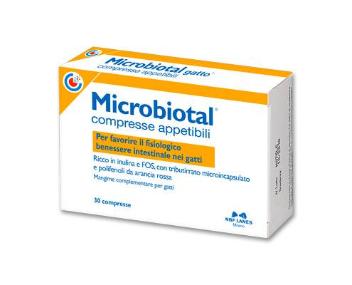 Microbiotal gatto 30 compresse