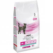 Veterinary Diets  UR - URINARY PESCE DELL'OCEANO	1,5kg