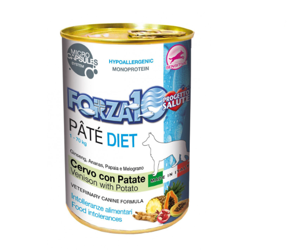 Diet Cervo - Patate g 400g