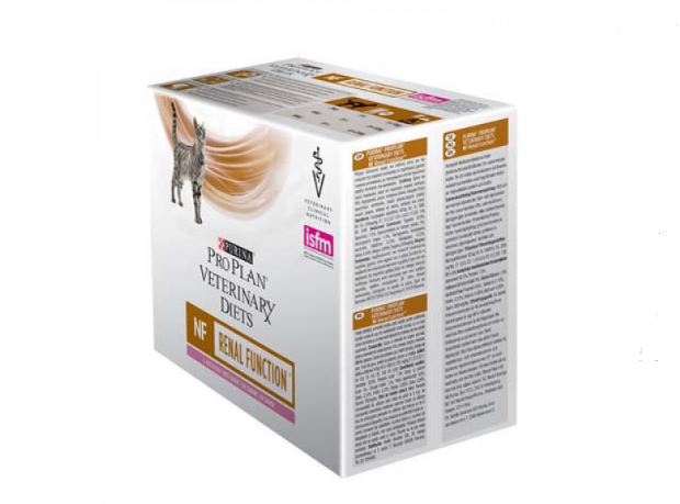 Veterinary Diets MULTIPACK NF -  RENAL FAILURE SALMONE85gr