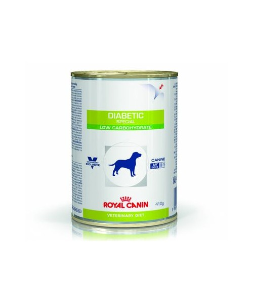ROYAL CANIN DOG DIABETIC SP LOW 410gr